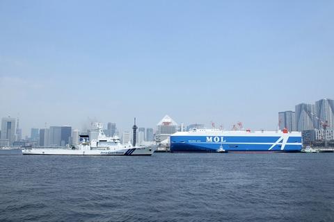 海と日本プロジェクトin晴海 晴海埠頭 豊洲ぐるり公園
