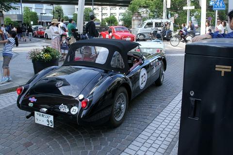23 MG A 1956 RALLY YOKOHAMA 2018