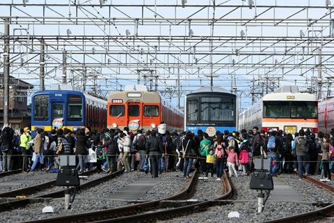 車両撮影会 南栗橋車両管区 東武ファンフェスタ!