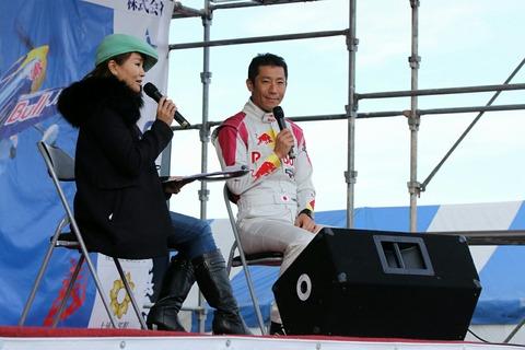 室屋義秀選手 トークショー Fly Again Tsuchiura2017