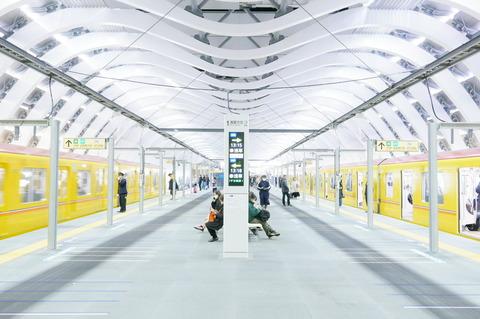 東京メトロ 銀座線 渋谷駅