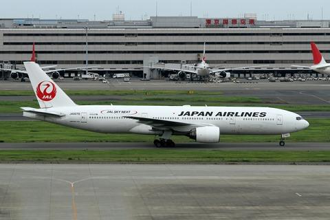 JA007D B777-200 JAL SKY NEXT RJTT