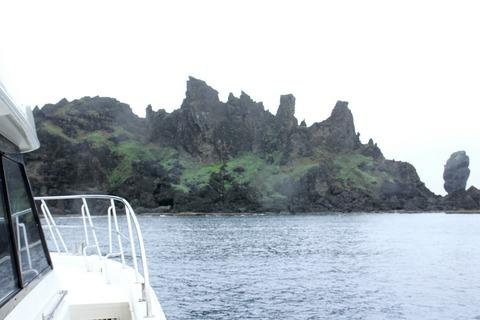 ケータ島エコツアー 針の岩