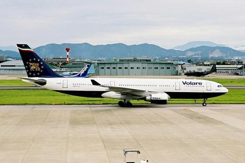 I-VLEE A330-200 VLE RJNN フィルム画像