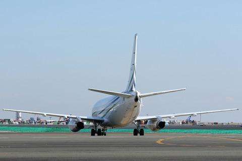 VP-CAQ B737-200 Jet Connections RJTT
