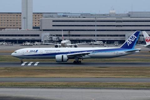 JA792A B777-300 ANA RJTT