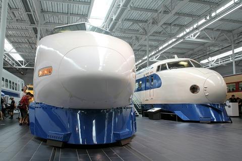 100系123形式新幹線電車 リニア・鉄道館 JR東海