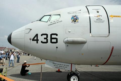 168436 P-8A RJTY 横田基地日米友好祭
