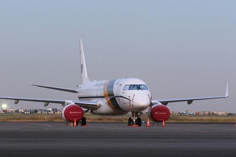 FAB2590 ERJ-190AR VC-2 REPUBLICA FEDERATIVA DO BRASIL RJTT
