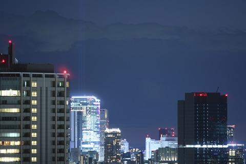 夜景 渋谷スクランブルスクエア 文京シビックセンター 展望ラウンジ