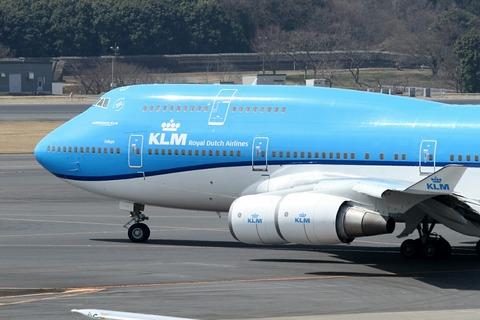 PH-BFT B747-400 KLM RJAA