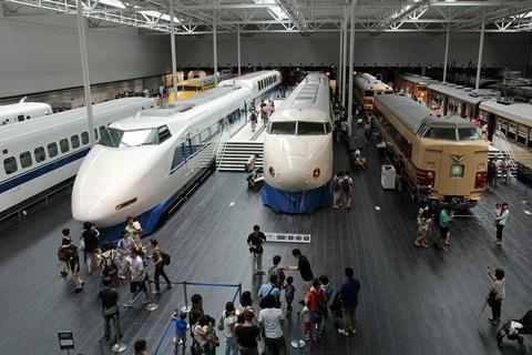 展示車両 リニア・鉄道館 JR東海