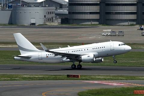 D-ALEX A319-100CJ KAY RJTT