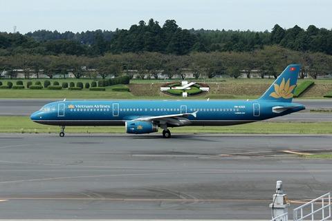 VN-A322 A321-200 HVN RJAA