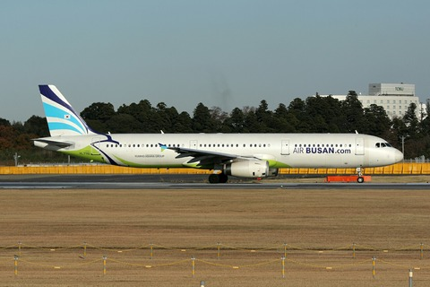 HL7761 A321-100 ABL RJAA