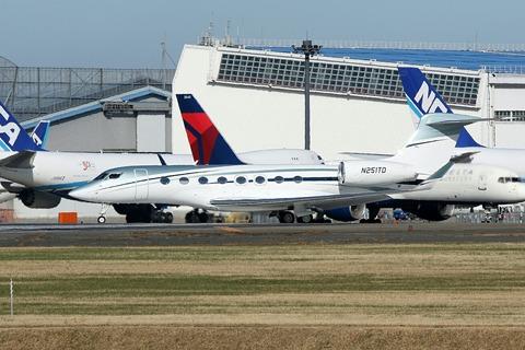 N251TD Gulfstream G650 RJAA