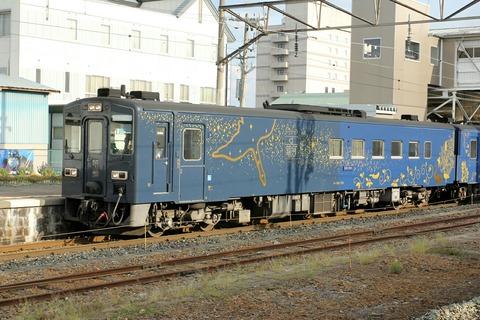 キハ143-701 SL銀河 花巻駅