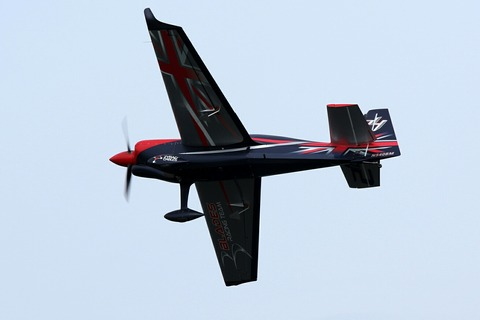 N540BM Zivko Edge 540 V2 RED BULL AIR RACE CHIBA