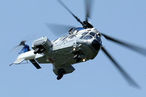 EC-225LP 第45回 木更津航空祭 陸上自衛隊 木更津駐屯地
