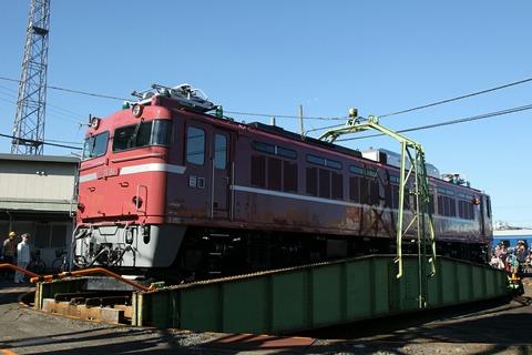 EF81 81 ふれあい鉄道フェスティバル