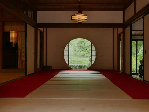 悟りの窓 鎌倉 明月院