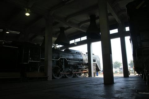 C62 2 蒸気機関車 梅小路蒸気機関車館