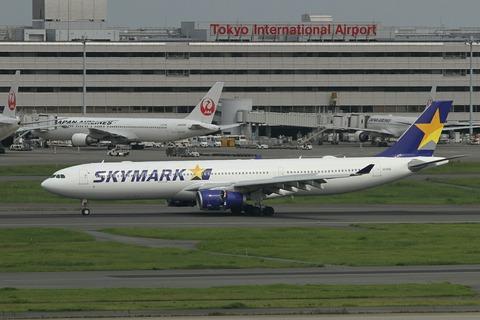 JA330D A330-300 SKY RJTT