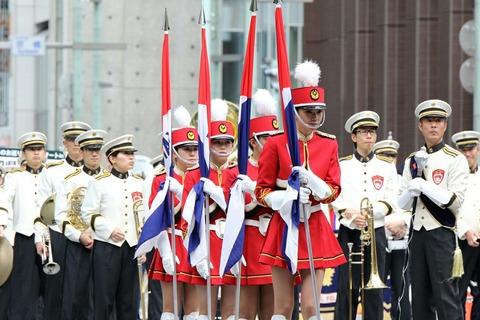 神奈川県警察音楽隊 世界のお巡りさんコンサート