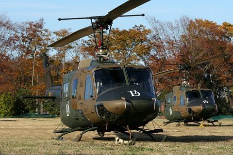 41897 UH-1 立川防災航空祭 陸上自衛隊 立川駐屯地