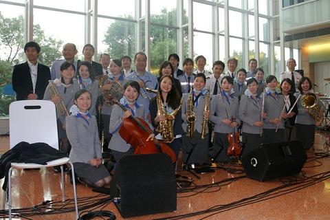 ANA オーケストラ演奏会 羽田空港 空の日フェスティバル