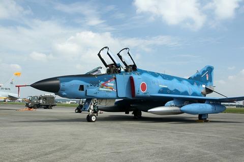47-6905 RF-4E Phantom II RJTY 横田基地日米友好祭