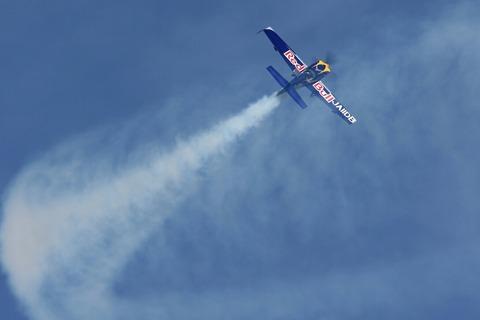 JA11DB Extra EA-300S RedBull 室屋義秀 Fly Again Tsuchiura2015