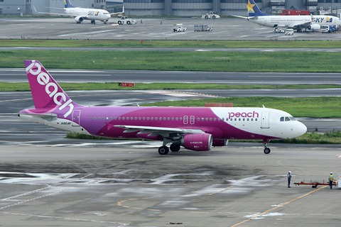 JA804P A320-200 APJ RJTT