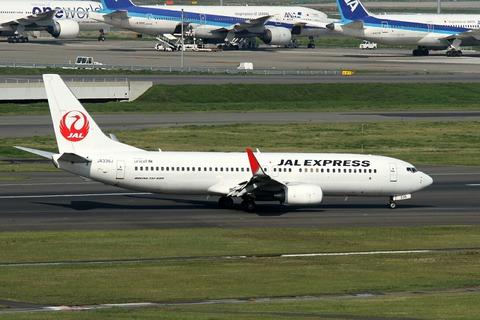 JA336J B737-800 JAL RJTT