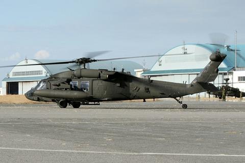 アメリカ陸軍 UH-60 第44回 木更津航空祭 陸上自衛隊 木更津駐屯地