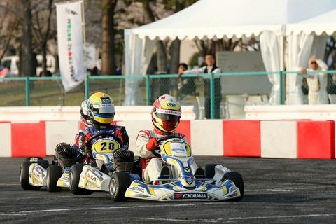 メーカー対抗カートレース MOTORSPORT JAPAN 2019