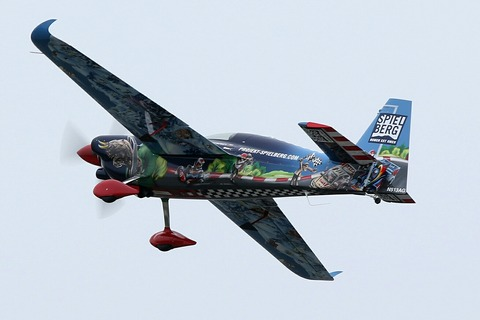 N513AG Zivko Edge 540 V3 RED BULL AIR RACE CHIBA