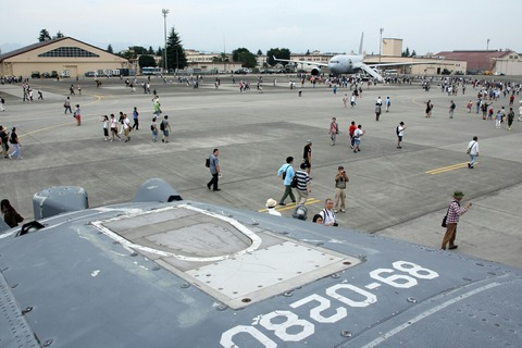 89-0280 MC-130H 機内公開 RJTY 横田基地日米友好祭
