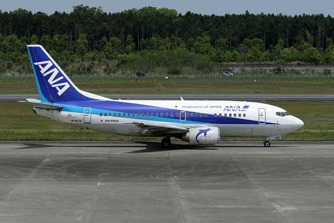 JA357K B737-500 AKX RJFT