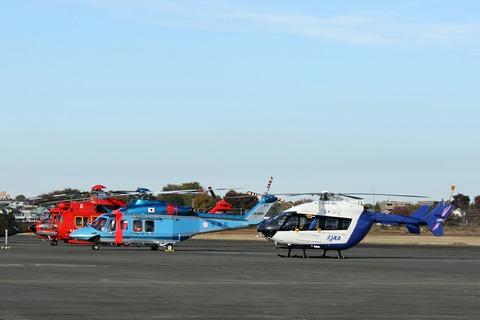 航空機 地上展示 平成29年度 立川防災航空祭 陸上自衛隊 立川駐屯地