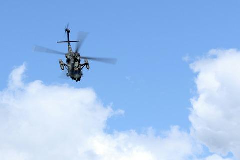 43117 UH-60JA 陸上自衛隊 北宇都宮駐屯地 開設46周年記念行事