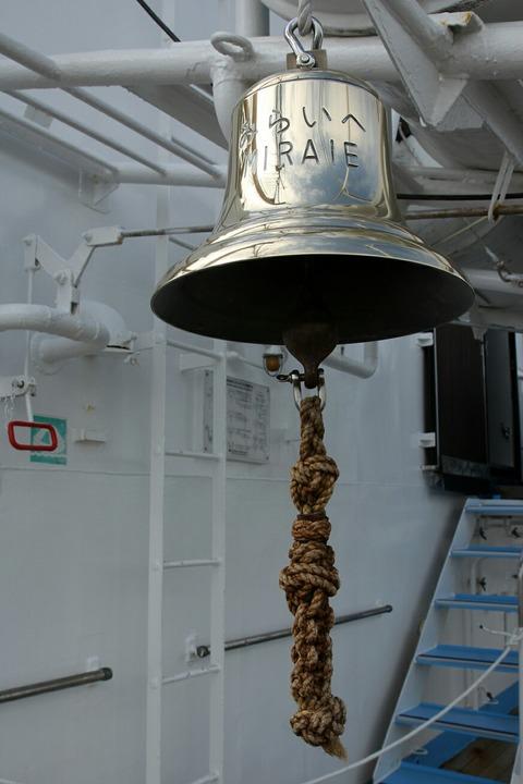 タイムベル 帆船みらいへ 帆船体験航海 横浜トールシップクルーズ