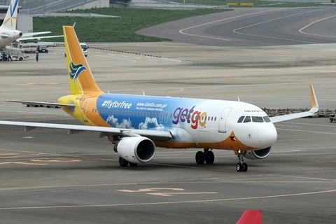 RP-C3275 A320-200 CEB GetGo RJAA