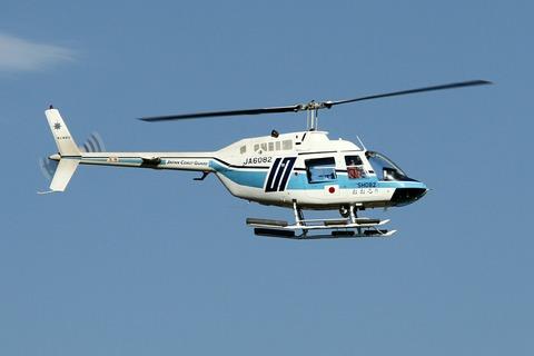 JA6082 Bell 206B JetRanger II RJSI