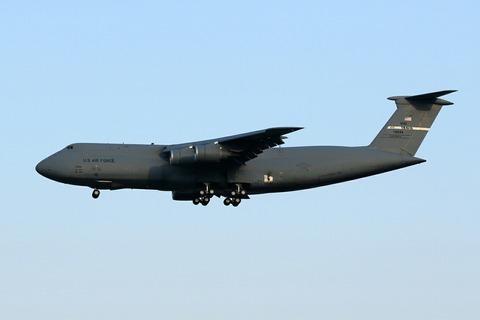 87-0044 C-5 USAF RJTY