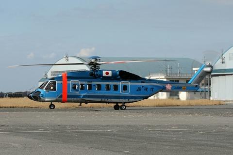 JA02MP S-92A 警視庁 木更津航空祭 陸上自衛隊 木更津駐屯地