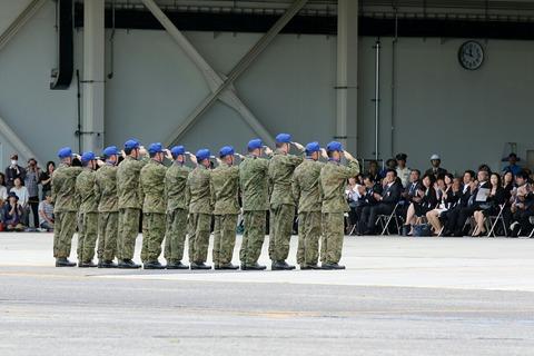 ブルーホーネット 陸上自衛隊 北宇都宮駐屯地 開設46周年記念行事