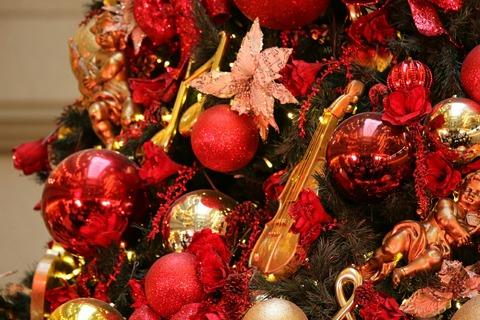 クリスマスツリー 羽田空港第1旅客ターミナル マーケットプレイス