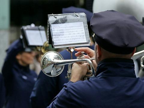 ニューヨーク市警察音楽隊 世界のお巡りさんコンサート
