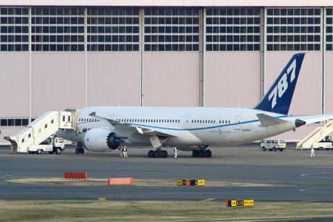 N787FT B787-8 Boeing RJTT